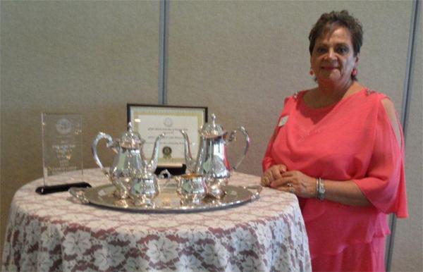 Lois B Perkins Award 2013