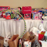 Donations to Safe Haven Shelters