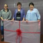 Club Honors Outgoing President Kay Taylor