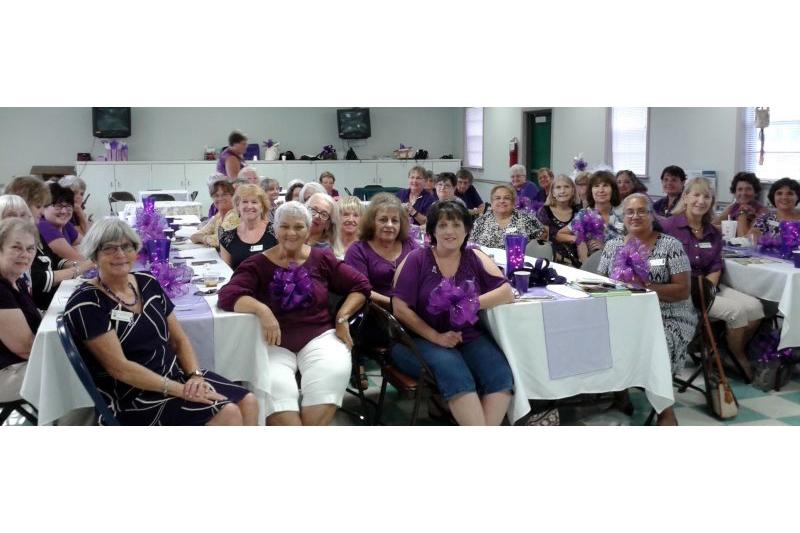Purple for Domestic Violence Awareness