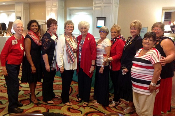 Club Members Attend Fall 2015 State Convention