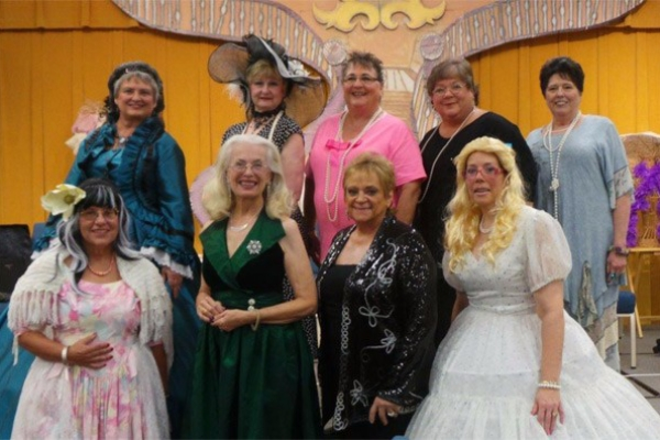 """Gone With The Breeze"" Mystery Dinner Theater Fundraiser"