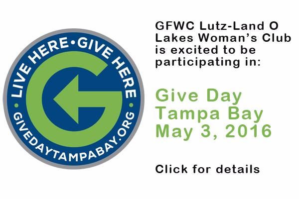Give Day Tampa Bay - May 3 2016