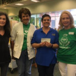 Donation to Friends of Land O'Lakes Library for National Library Week