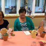 Baldomero Lopez VA Nursing Home Volunteer Appreciation Tea