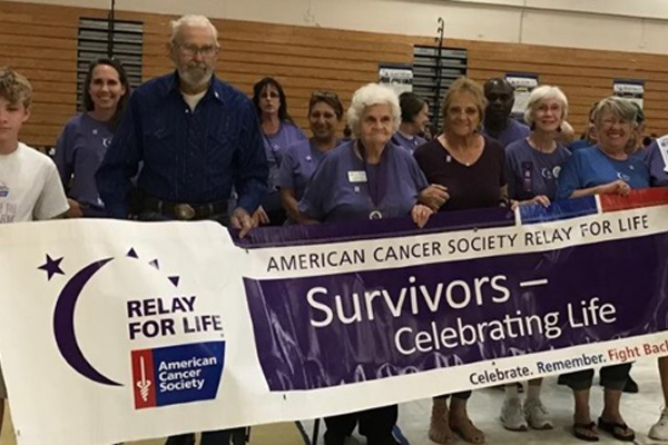 American Cancer Society Relay for Life 2017