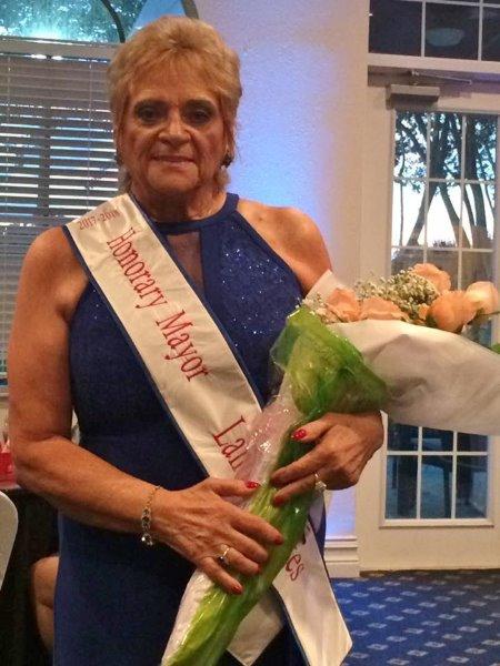 2017 Rosie Honorary Mayor of LOL