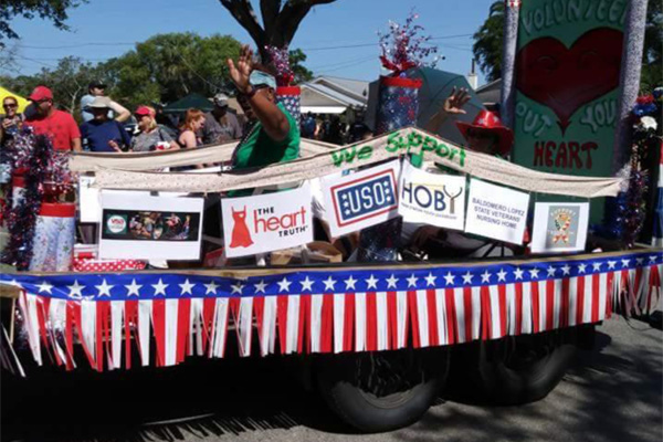 2017 July 4th Parade and Celebration