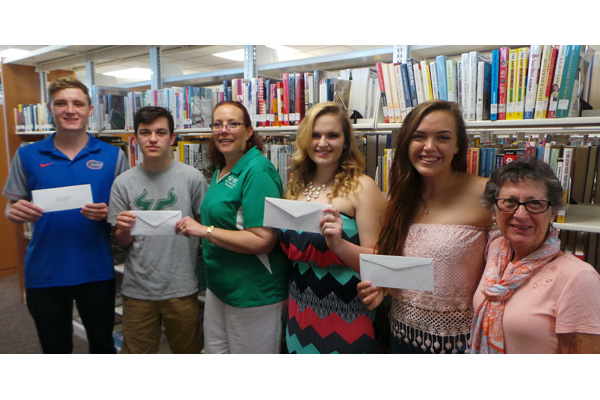 Club Awards $23,200 in Scholarships