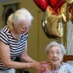 Club Honors Elfriede on her 25th anniversary of membership!