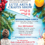 LUTZ ARTS & CRAFTS SHOW MOVES TO ODESSA – DECEMBER 2-3, 2017