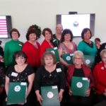New Members Installed – 2017