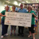 Donation to Land O Lakes Library