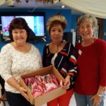 Club Makes Valentines for Meals on Wheels